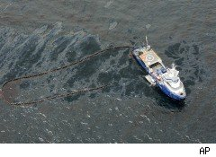 Move over, Michael Jackson. The BP oil spill topped the list of most popular Yahoo searches in 2010, dethroning Jackson from the top spot.