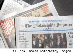 Publisher Brian Tierney has lost control of the bankrupt Philadelphia Media, the parent company that owns The Philadelphia Inquirer and The Philadelphia Daily News.
