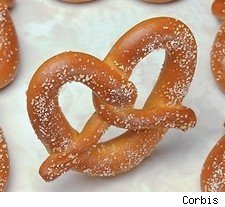National Pretzel Day April 26