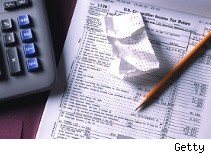 IRS tax preparation