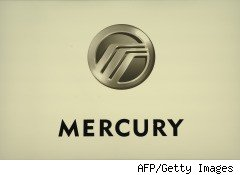 Ford may close Mercury