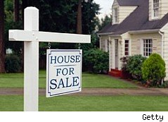 Home sales recovering- maybe.