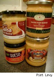 battle of the brands: Queso
