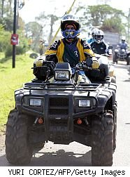 Trying to prevent deadly holiday weekend for ATV riders