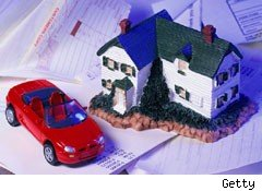 car and home loans