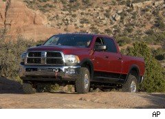 Chrysler Dodge Ram pickup