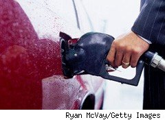 Gas Prices Falling in Time for Labor Day Excursions
