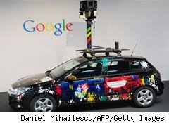 Google Street View Banned From the Czech Republic