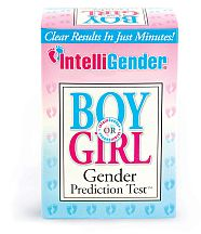 IntelliGender Gender Prediction Test as accurate as a coin toss, doctors say
