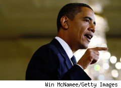 President Obama supports the Consumer Financial Protection Agency