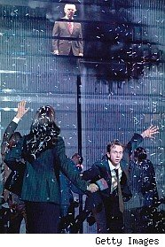 Enron the play goes the way of Enron the company