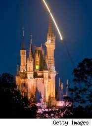 Walt Disney World's Cinf=derella Castle