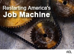Jobs in America, Restarting America's Job Machiine