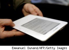 Amazon Ad-Supported Kindle E-Reader Price War