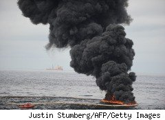 BP must retrieve the blowout preventer that failed