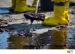 House Votes to Lift Oil Spill Liability Cap