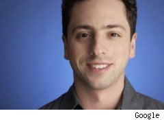 Google (GOOG) co-founder Sergey Brin says his company