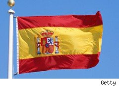 Spain Cuts Civil Servant Pay