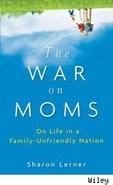 War on Moms book