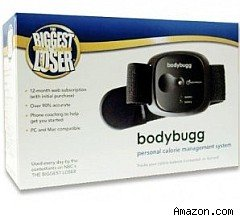 Biggest Loser Bodybugg weight loss system