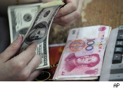 Chinese officials will let the yuan, or renminbi, rise against the U.S. dollar