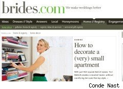 Content from defunct print mag Domino is now on Brides.com