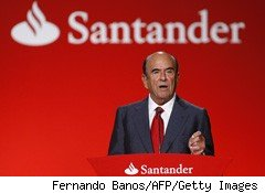 Banco Santander Buys Back Stake in Mexico Subsidiary From BofA