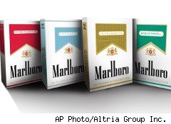 Tobacco companies can no longer label their cigarettes as