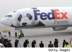 FedEx in China