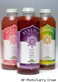 GT's Synery kombucha teas were among those pulled by Whole Foods