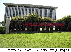 Halliburton (HAL) shares jumped nearly 12% in Wednesday trading