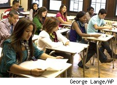 SAT Scores Fall Nationwide: A Harbinger of U.S. Economic Decline