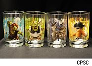 McDonald's Shrek glasses recall