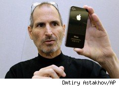 Steve Jobs Apple (AAPL)
