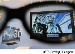 3-D TV glasses