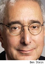 Ben Stein is off his rocker in dissing unemployed - DailyFinance