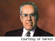 Gary Burrell, co-founder of Garmin