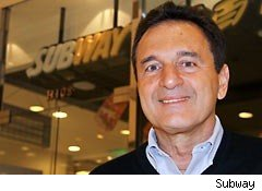 Subway Founder Fred DeLuca