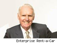 Jack Taylor, founder of Enterprise Rent-a-Car
