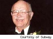 Subway co-founder Peter Buck