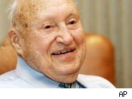 Truett Cathy, founder of Chick-fil-A