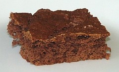 Coca Cola brownies