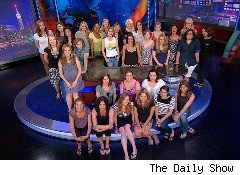 The Daily Show's women