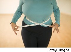 Allergan hopes the FDA will approve its Lap-Band, a weight-loss implant, for use by less obese patients.