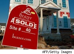 New home sold