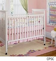 Pottery Barn Kids crib recall