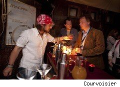 Elixirs at the Pirate Ship Bar