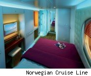 Norwegian Epic cruise ship unveils single cabins for solo vacationers