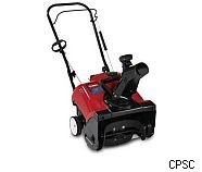 Toro snow blower recall: Could catch fire