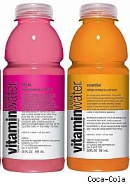 vitaminwater's name at stake.